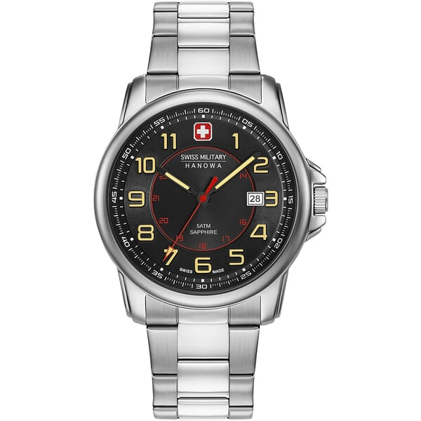 Swiss Military Hanowa 06-5330.04.007 Swiss Grenadier Horloge