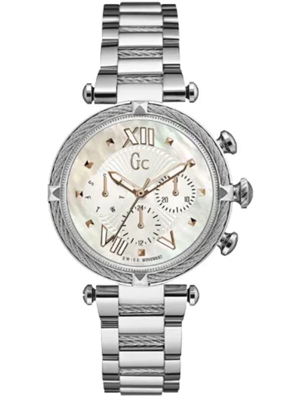 Gc Watches Y16001L1MF CableChic Dames Horloge