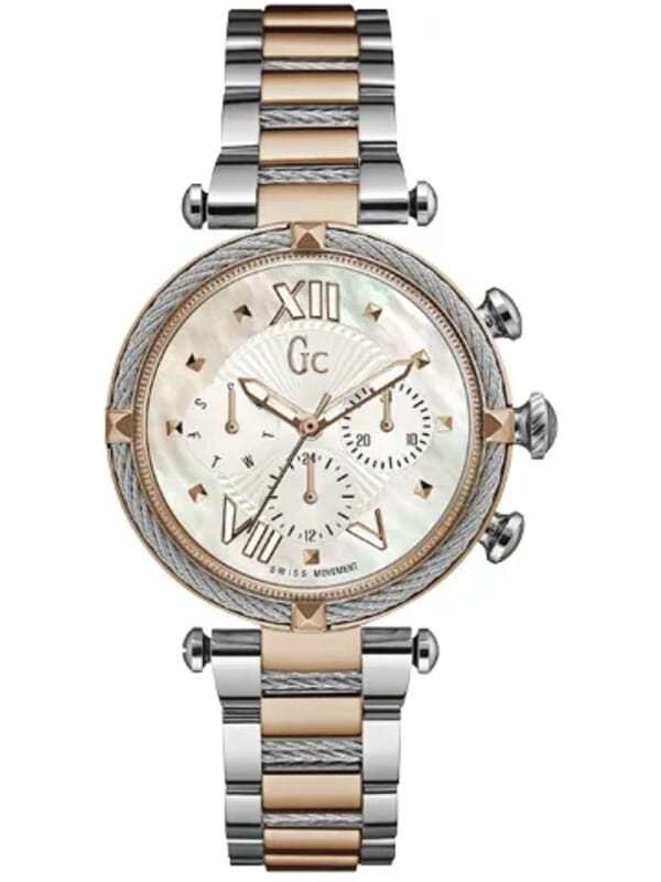Gc Watches Y16002L1MF CableChic Dames Horloge