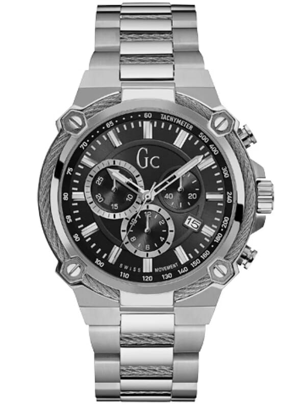 Gc Watches Y24003G2MF CableForce Heren Horloge