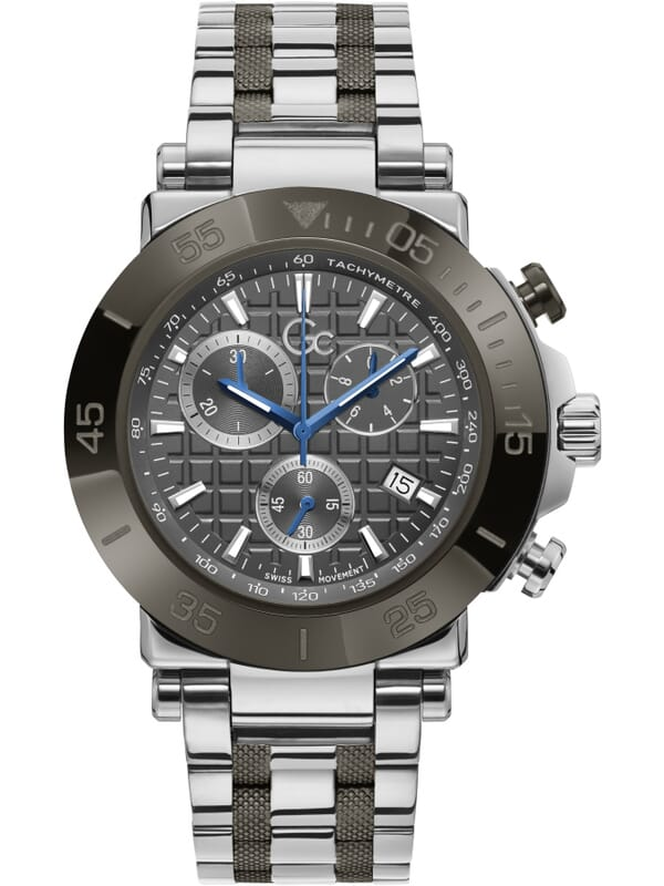Gc Watches Y70003G5MF Gc One Heren Horloge