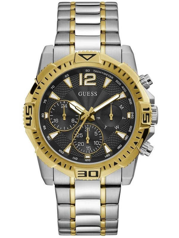 Guess GW0056G4 COMMANDER Heren Horloge