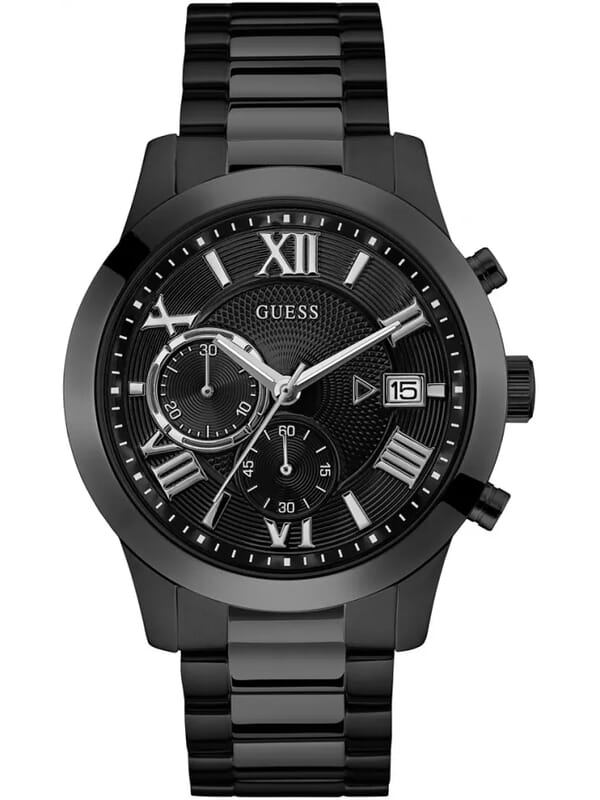 Guess W0668G5 ATLAS Heren Horloge