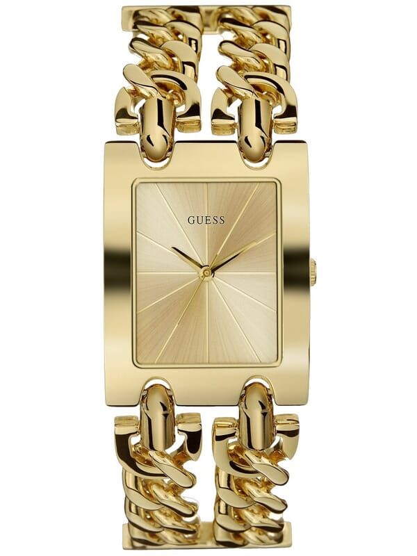 Guess W1117L2 MOD HEAVY METAL Dames Horloge