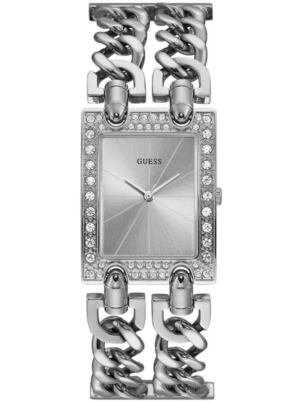 Guess W1121L1 MOD HEAVY METAL Dames Horloge