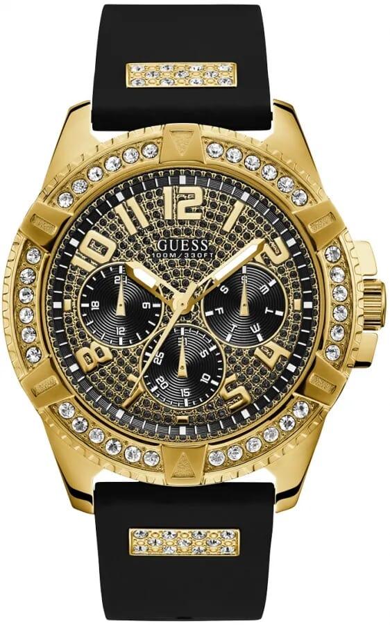 Guess W1132G1 FRONTIER Heren Horloge