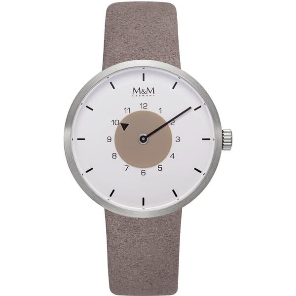 M&M Germany M11950-823 Desugn line Dames Horloge