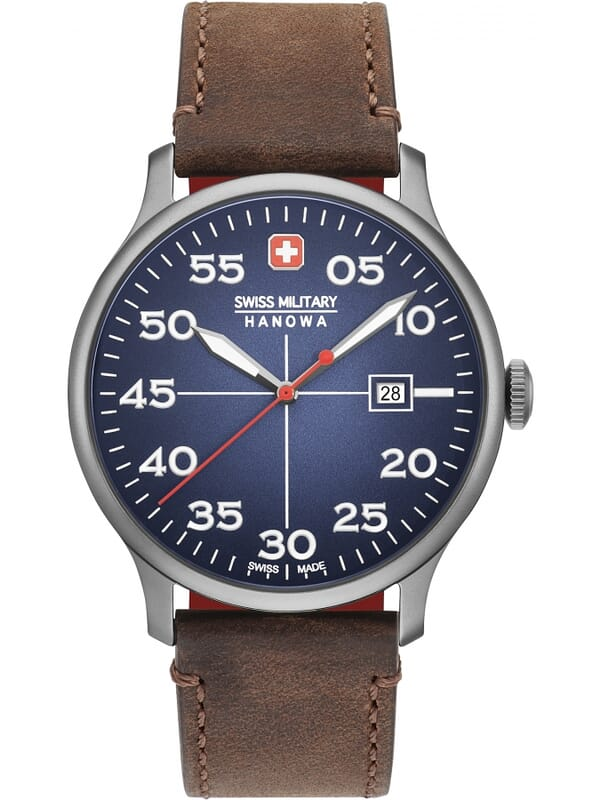 Swiss Military Hanowa 06-4326.30.003 ACTIVE DUTY Heren Horloge