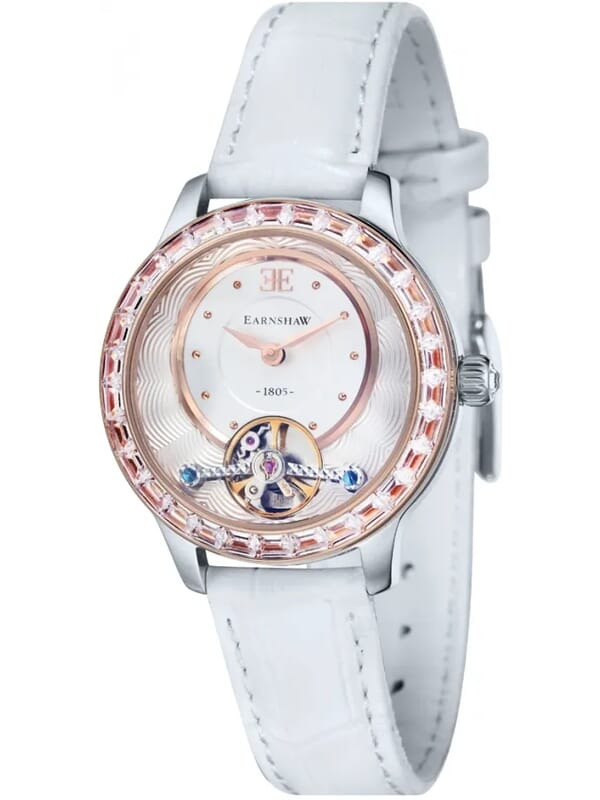 Thomas Earnshaw ES-8057-03 Dames Horloge