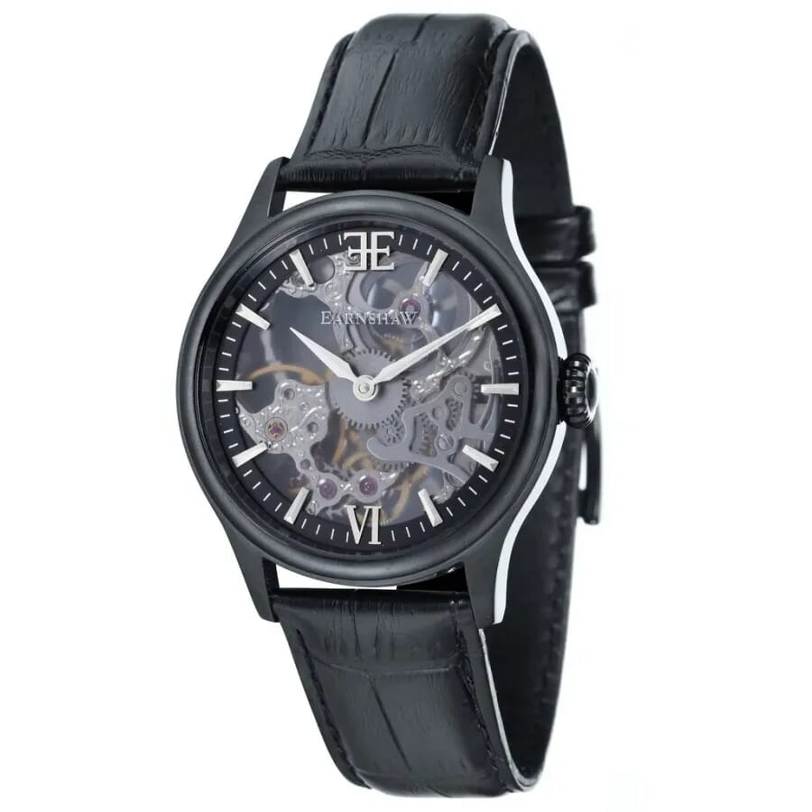 Thomas Earnshaw Es 8061 05 Heren Horloge
