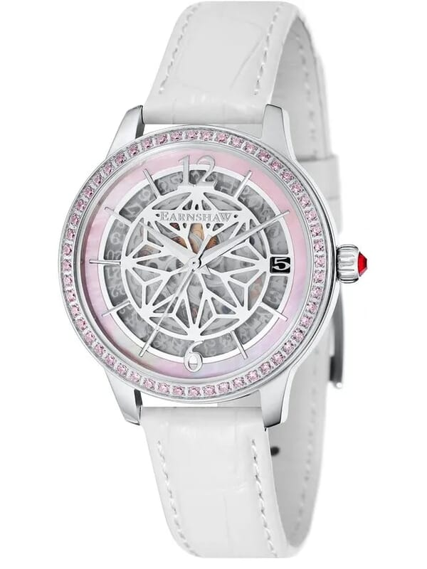 Thomas Earnshaw ES-8064-01 Dames Horloge