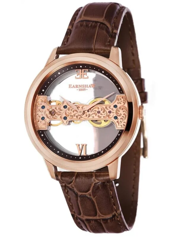 Thomas Earnshaw ES-8065-04 Heren Horloge