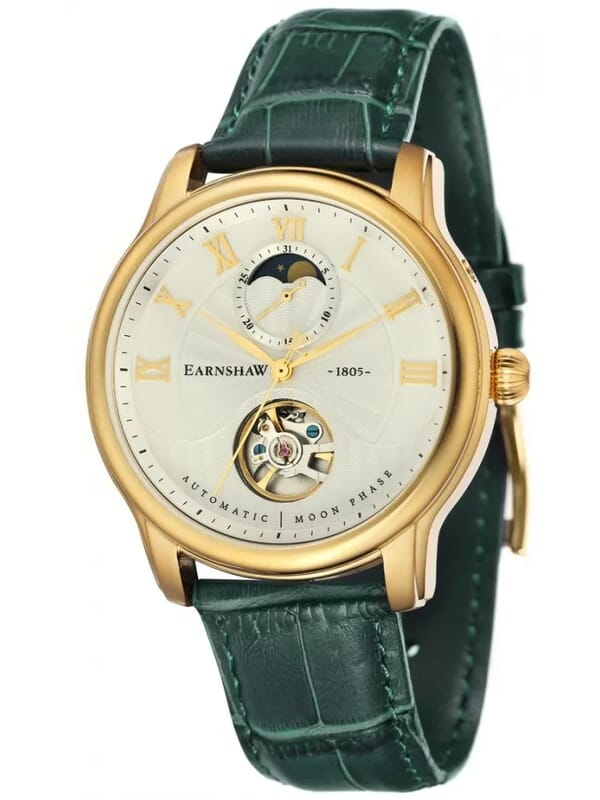 Thomas Earnshaw ES-8066-03 Heren Horloge