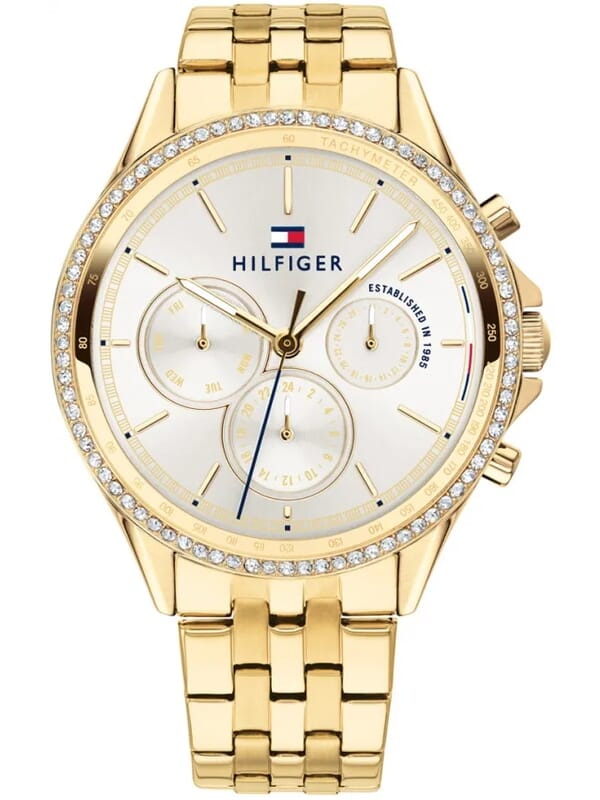 Tommy Hilfiger TH1781977 Dames Horloge