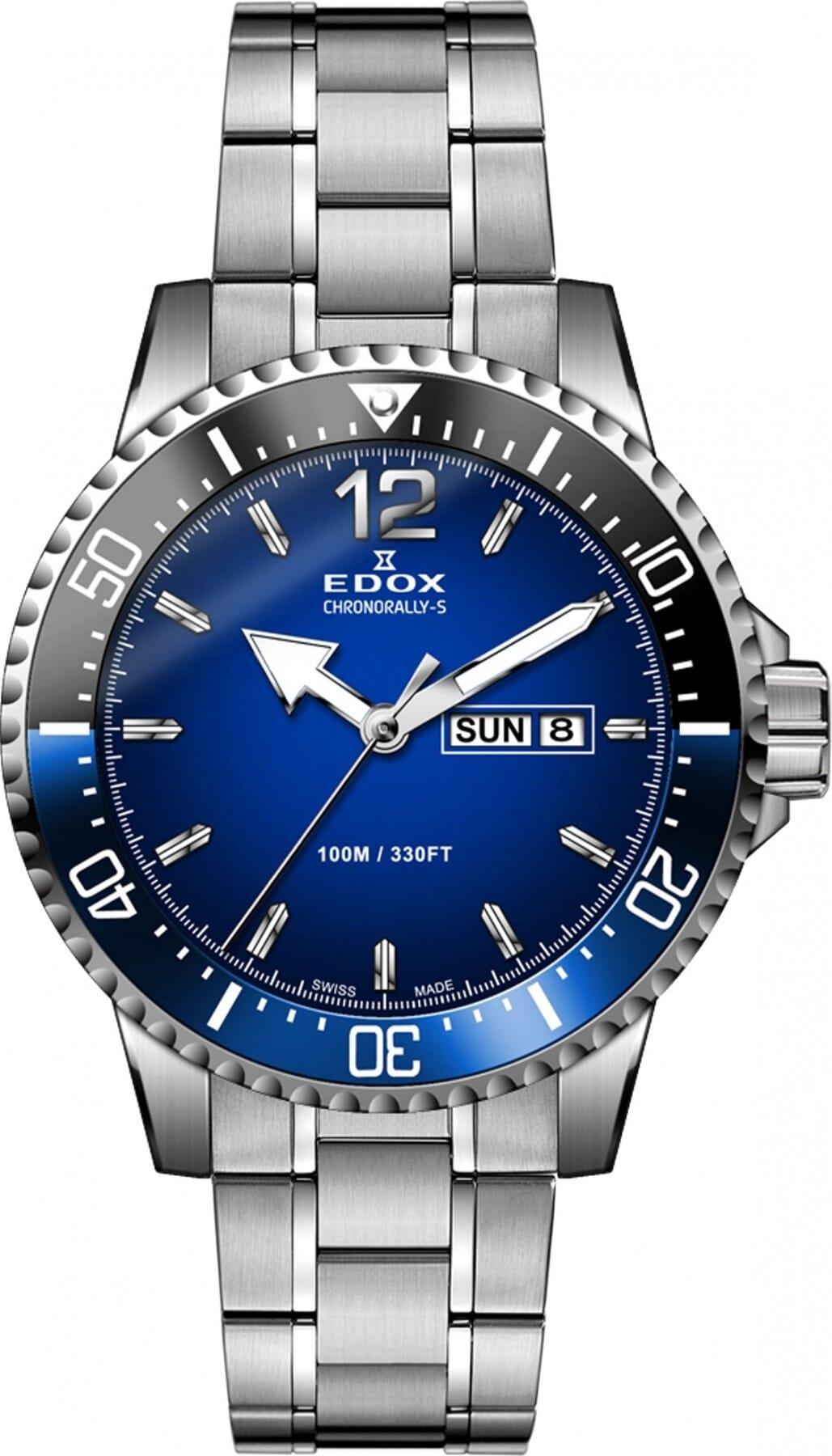 Edox 84300 3NBUM BUBN