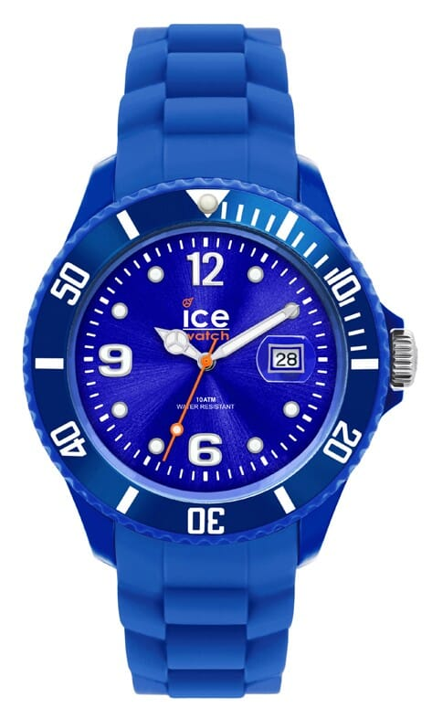 Ice-Watch Sili Forever Black Small SI.BE.S.S.09