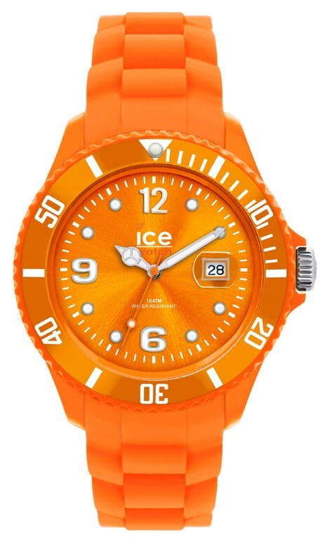 Ice-Watch Sili Forever Orange Small SI.OE.S.S.09