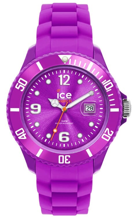Ice-Watch Sili Forever Purple Small SI.PE.S.S.09