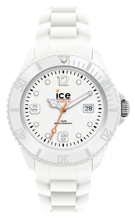 Ice-Watch Sili Forever White SI.WE.U.S.09