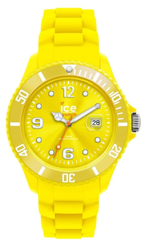 Ice-Watch Sili Forever Yellow SI.YW.U.S.09