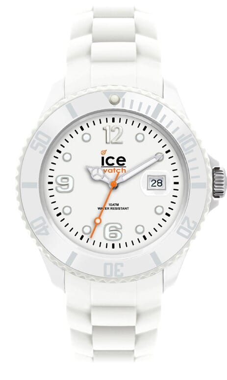 Ice-Watch Sili Forever White Big SI.WE.B.S.09