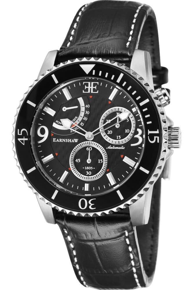 Thomas Earnshaw Admiral ES-8008-01