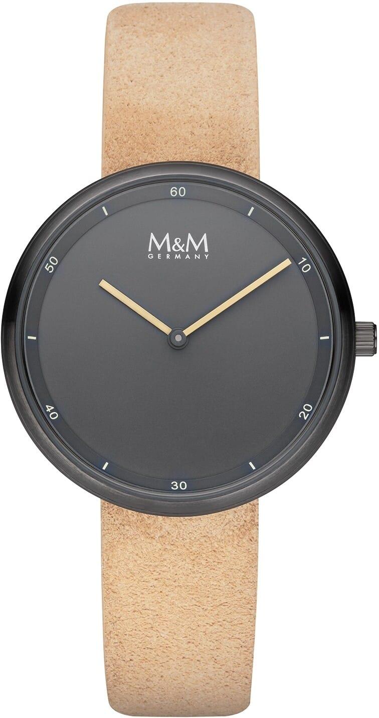 M&M Germany M11955-599 Minutes Dames Horloge