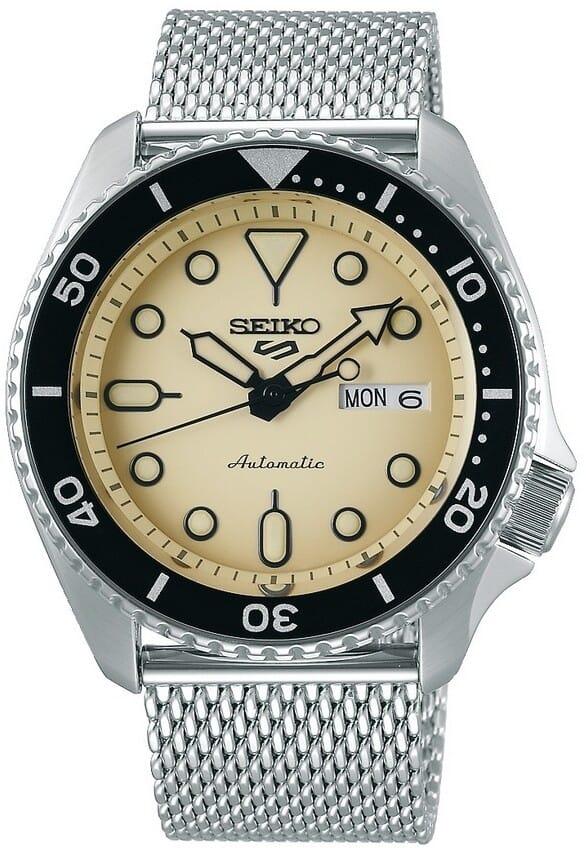 Seiko SRPD67K1 Seiko 5 Sports Heren Horloge