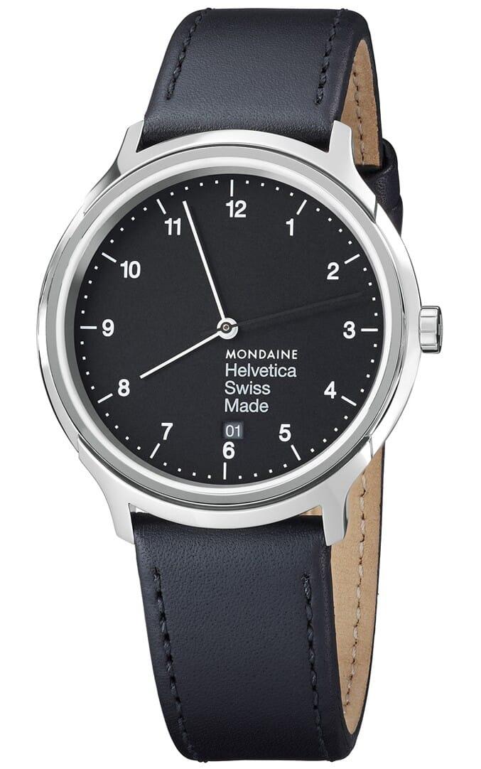 Mondaine Helvetica No1 - MH1.R2220.LB - Regular