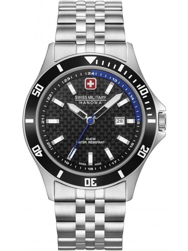 Swiss Military Hanowa 06-5161.2.04.007.03 Flagship Racer Horloge