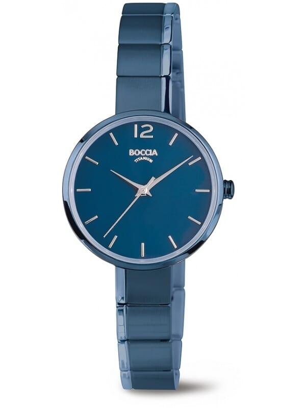 Boccia Titanium 3308-04 Dames Horloge