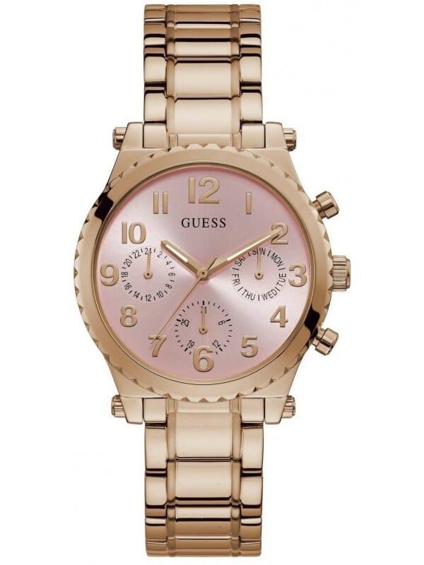 Guess GW0035L3 GWEN Dames Horloge