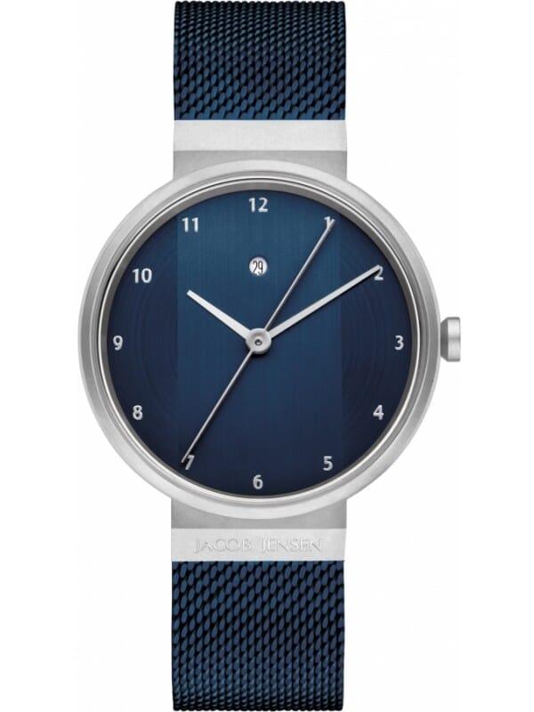 Jacob Jensen 784 New Heren Horloge