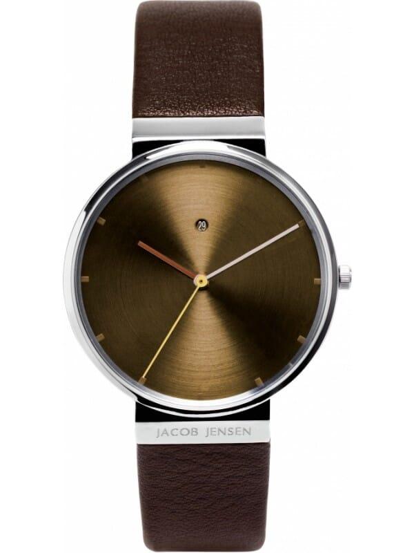 Jacob Jensen 843 Dimension Heren Horloge