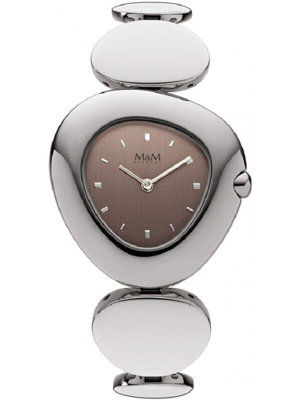 M&M Germany M11925-147 Pebble Dames Horloge