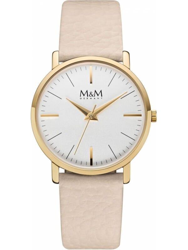 M&M Germany M11926-932 New classic Dames Horloge