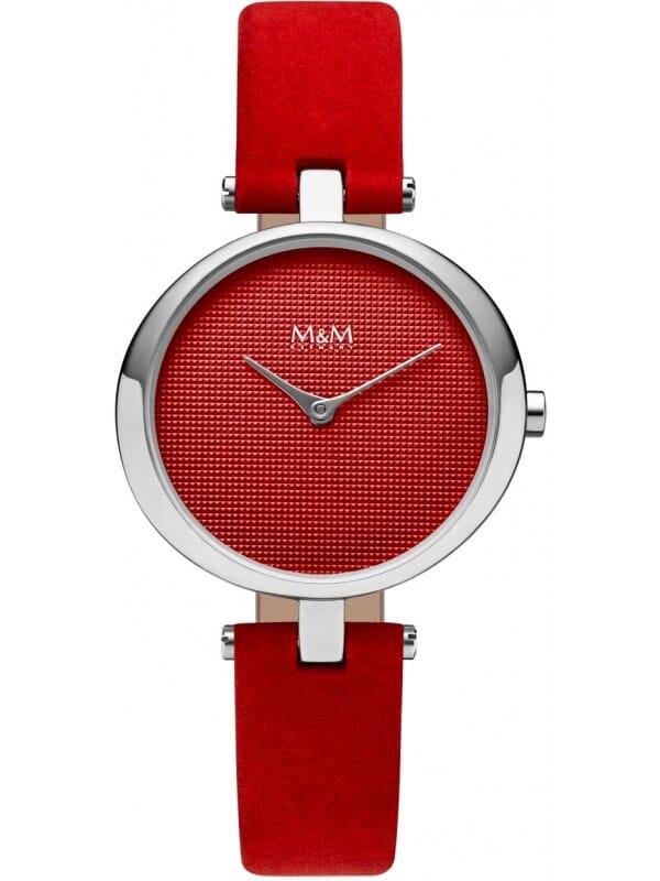 M&M Germany M11931-545 Ring-O Dames Horloge