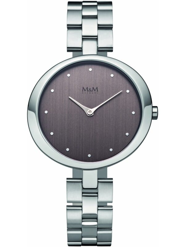 M&M Germany M11933-147 Ring-O Dames Horloge