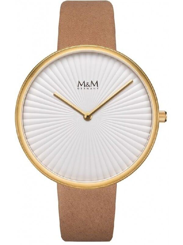 M&M Germany M11943-512 Big time Dames Horloge