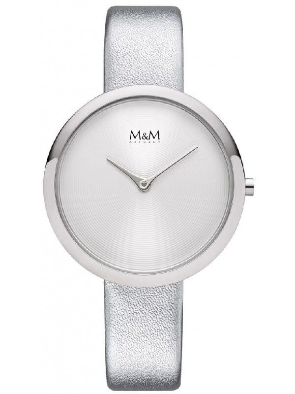 M&M Germany M11944-642 Circle line Dames Horloge