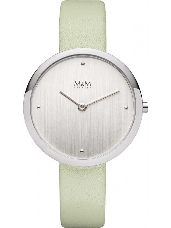 M&M Germany M11944-742 Circle line Dames Horloge