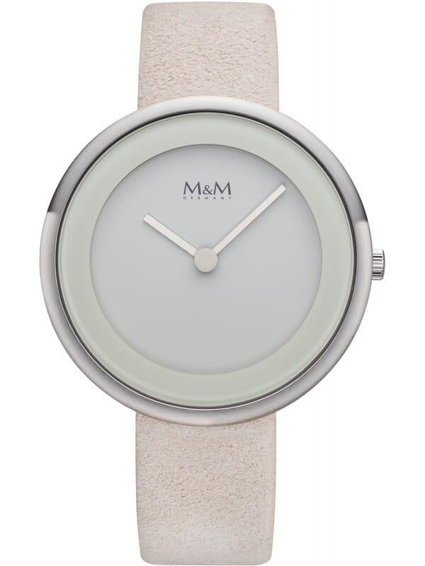 M&M Germany M11946-727 Big time Dames Horloge