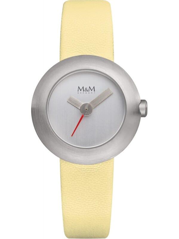 M&M Germany M11948-022 Basic-M Dames Horloge