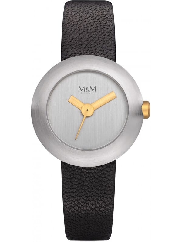 M&M Germany M11948-462 Basic-M Dames Horloge