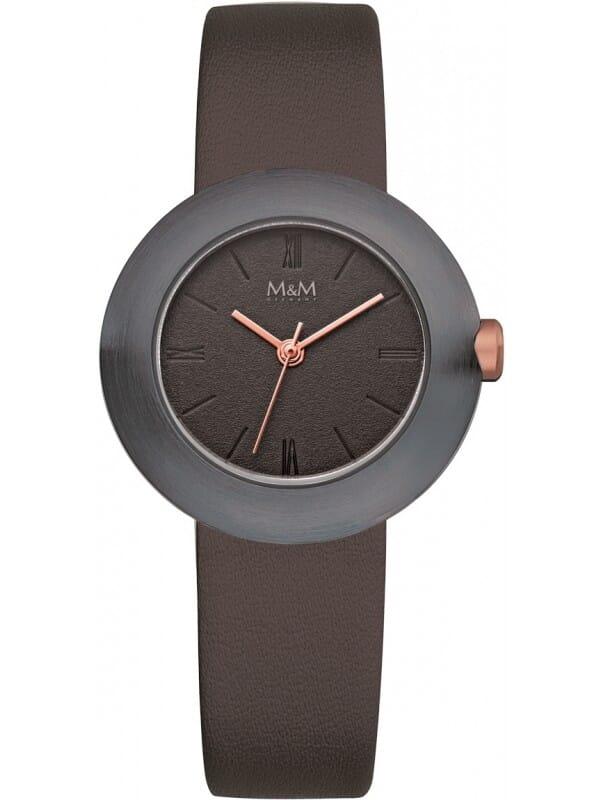 M&M Germany M11948-581 Basic-M Dames Horloge