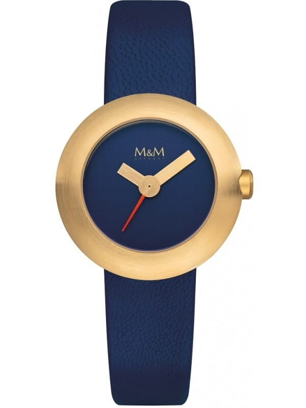 M&M Germany M11948-818 Basic-M Dames Horloge