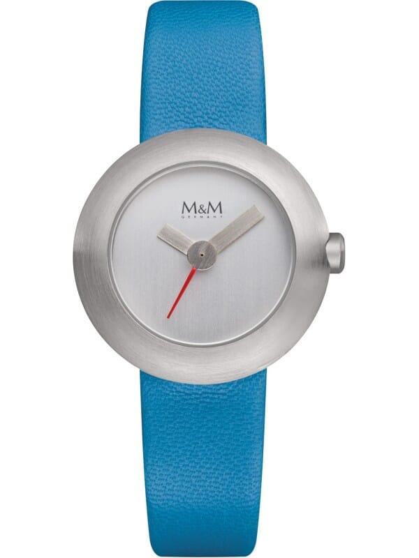 M&M Germany M11948-922 Basic-M Dames Horloge