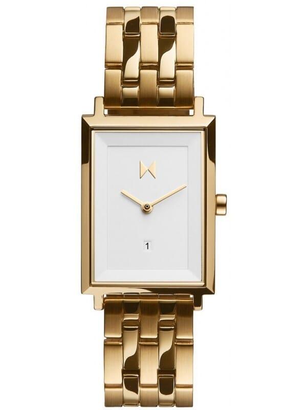 MVMT D-MF03-G SIGNATURE SQUARE Dames Horloge