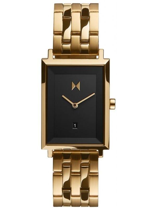 MVMT D-MF03-GGR SIGNATURE SQUARE Dames Horloge