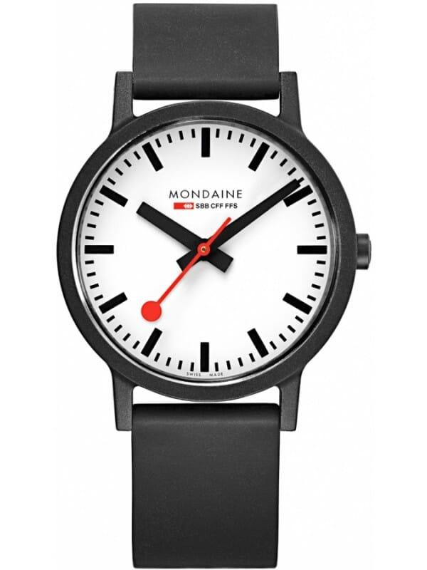 Mondaine MS1.41110.RB Essence Heren Horloge